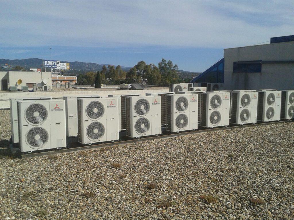 sistemas renovacion aire
